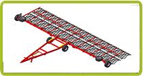 Сцепка широкозахватная гидрофицированная СШГ-12 (однорядная/двухрядная)